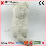Fr71 Soft animal en peluche chat blanc un jouet en peluche pour les enfants