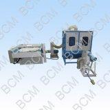 Gran capacidad de fibra de la Perla la apertura de la máquina para llenado de almohada