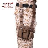 Airsoft 4 в одной тактической кобуре ноги падения для кобуры пушки кобуры Glock 17