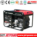 Generator Wechselstrom-einphasigesportable-Generator des Benzin-10kw