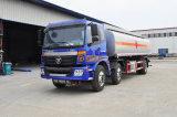 Foton camion-citerne de camion de réservoir de transport de pétrole de 5600 gallons
