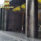 Revestimento decorativo da coluna do edifício de Constructual do aço inoxidável