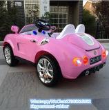 Balade sur le style de jouets et les enfants de voiture électrique en matériau plastique