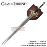 패 114cm Jot5907A를 가진 왕위 칼 얼음 칼의 게임