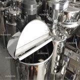 máquina de mistura de cosméticos em aço inoxidável/loção para o tanque de mistura