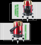 niveau vert lumineux superbe de laser de 1V1h LD