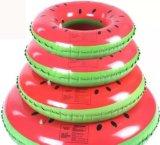 과일 디자인 팽창식 PVC 수영 반지