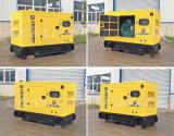 60kVA a Cummins 4BTA3.9-G2 conjunto gerador a diesel com baixo ruído