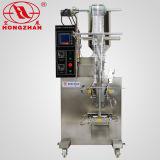 Empaquetadora hechura/relleno/soldadura vertical para el líquido con la impresión