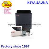 Amazon sauna de vapor seco el calentador con el Panel de control digital externo