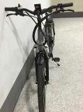 26-дюймовый удобный электрический велосипед со скрытым аккумуляторной батареи