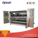 Máquina de corte de alta velocidade da película Qd-1300 plástica