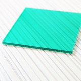 Листы пластмассы большого части листа поликарбоната конструкционных материалов здания