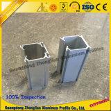 Perfil de alumínio de mobiliário para o perfil de perfil de Trilho Deslizante na rampa