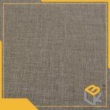 El papel decorativo con grano de tela para muebles, cocina