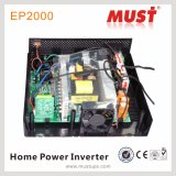 Inversor 12V da C.A. da C.C. ao inversor da potência 220V