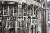 Entièrement automatique de l'alcool Bouteille de vin et le plafonnement de la machine de remplissage