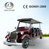 8 de Uitstekende Kar Met lage snelheid van de Auto van de Club van de Kar van het Golf van het Voertuig Seaters