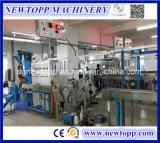 Автоматическая линия штрангпресса кабельной проводки PVC/PE/XLPE