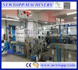 Línea automática del estirador del cable de alambre de PVC/PE/XLPE