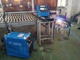 CNC van het het metaalblad van de staalplaat draagbare plasma scherpe machine
