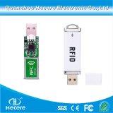 13.56Мгц портативный RFID считыватель MIFARE IC устройства чтения карт памяти с интерфейсом Mini USB