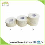 ISOのセリウムのFDAの新しいデザイン白い綿のスポーツテープ