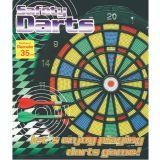 Dartboard di sicurezza dell'ABS di alta qualità con i dardi