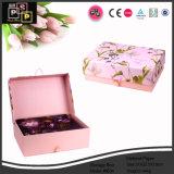 Boîte de rangement en cuir Fashion Blossom (8634)