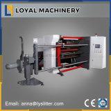 Máquina de corte de alta velocidad para cinta autoadhesiva (Servo del Motor).