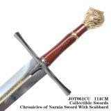 Narnia 칼 영화 칼의 연대기 114cm Jot061cu