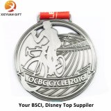 2015個の名誉のHottimeエネルギー銀製の浮彫りになるメダル製造者
