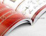 풀 컬러 인쇄된 완벽한 바인딩 카탈로그