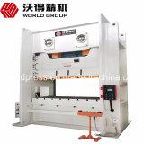 Jw36 Embragues hidráulicos y mecánicos de la aguja de tipo cerrado punzón de estampado en el equipo de prensa eléctrica 500 la tonelada a 1000 Ton.