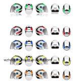2017new 절반 마스크 열려있는 마스크 제트기 기관자전차 헬멧