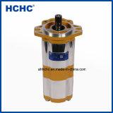 중국 제조자 세로로 연결되는 유압 두 배 기어 펌프 Cbtlax