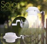 3PCS LEDS LED Solar luz valla
