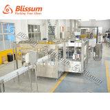 Fabricante de enchimento e tampando da água mineral do frasco pequeno da máquina