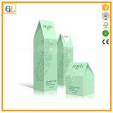 Изготовленный на заказ косметики упаковывая печатание коробки для дух (OEM-GL-001)