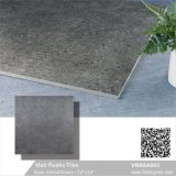 Baumaterial außerhalb der rustikalen keramischen Fußboden-Fliese (VRR6A008, 600X600mm)