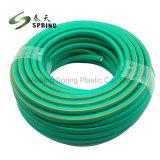 Qualität 5/8 '' Belüftung-Garten-Wasser-Schlauchleitung-umsponnener Faser-Schlauch