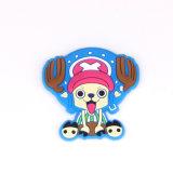 Cartoon Soft PVC 3D de souvenirs Fridge Magnet Décoration maison aimant