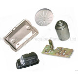 Qualitäts-Metall stempelte Teil mit der kundenspezifischen behandelten Oberfläche