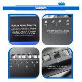 De hete Laser die van de Vezel van de Plaat van de Naam van de Desktop van de Verkoop Draagbare MiniMachine merken
