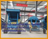 Mobile Seifenerz-Sand-Goldwaschmaschine