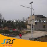 Luz de calle solar del LED con la fuente de luz 30W a 80W