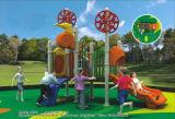 Kind-Park-sicheres im Freienspielplatz-Gerät