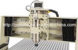 旋盤機械木製の旋盤木製作業切断CNC機械