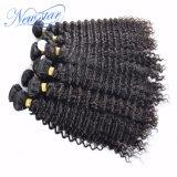 Оптовая бразильская глубокая волна связывает Weave 100% выдвижения человеческих волос Remy