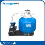 De fabriek verkoopt direct de Filter van het Zand van het Water van het Zwembad van het Gebruik van het Huis van de Glasvezel met Pomp